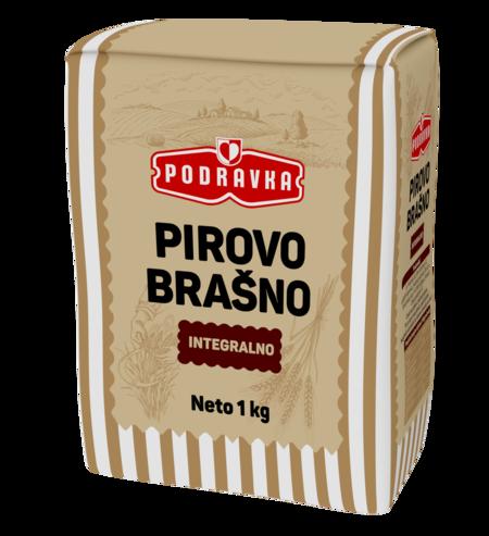 Pirovo integralno brašno
