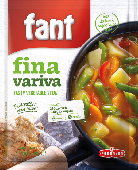 Fant seasoning mix for stews