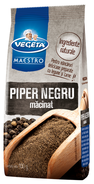 Vegeta Maestro Piper negru macinat