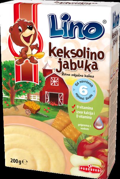 Lino Keksolino Apple