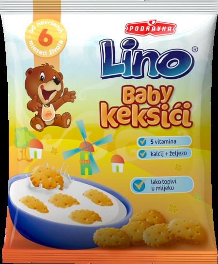 Lino baby keksi