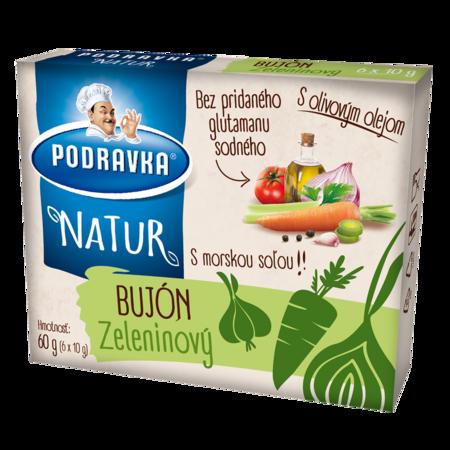 NATUR zeleninový bujón