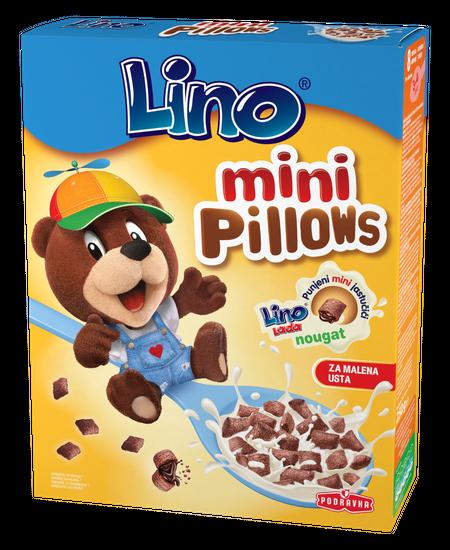 Lino MINI Pillows nougat