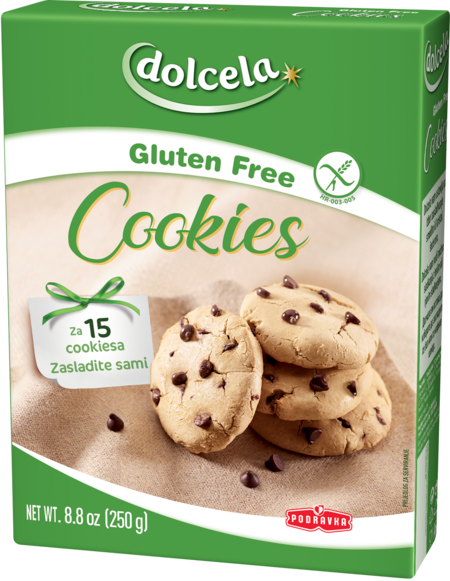 Cookies bez glutena