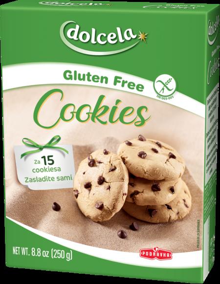 Cookies brez glutena